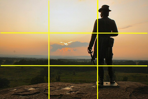 Rule Your Travel Photos With the Rule of Thirds ...