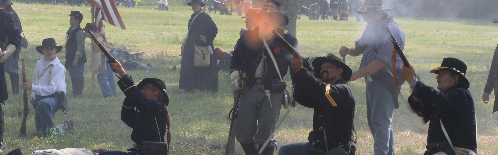 Faire Texas Civil War Museum Civil War Reenactment Jefferson Texas
