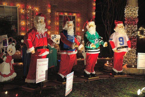 deerfield community in plano texas - Plano Christmas Lights